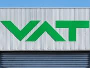 Die VAT Group kann nach neun Monaten die Kurzarbeit wieder aufheben. (Bild: KEYSTONE/GIAN EHRENZELLER)
