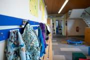 Totalsanierung oder Neubau der Schule Finstersee? (Bild: Maria Schmid, 4.Mai 2016)