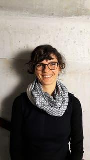 Martina Wüthrich, Co-Leiterin der Kantonsbibliothek Uri