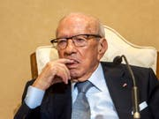 Der Gesundheitszustand von Tunesiens Präsident Béji Caïd Essebsi soll sich wieder gebessert haben. (Bild: KEYSTONE/AP/HASSENE DRIDI)