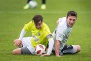 Der FC Herisau spielt in der kommenden Saison in der 3. Liga. (Michel Canonica / TAGBLATT)