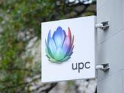 Die Wettbewerbshüter wollen sich die Übernahme von UPC durch Sunrise genau anschauen. (Bild: KEYSTONE/MANUEL LOPEZ)