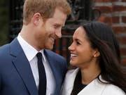Prinz Harry und Meghan stehen unter verschärfter Beobachtung der englischen Boulevard-Medien. (Archiv)