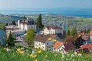 Das Gemeindepräsidium in Walzenhausen wird mit 160 000 Franken entschädigt. (Bild: Alamy)
