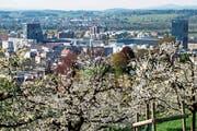 Zug ist das Steuerparadies der Schweiz. (Bild: Alexandra Wey/KEY (Zug, 19. April 2018))