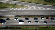 Der Verkehr ist im Kanton St.Gallen für 48 Prozent der Kohlendioxid-Emissionen verantwortlich. (Bild: Michel Canonica, Benjamin Manser)