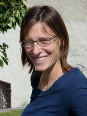 Lanschaftsarchitektin Andrea Schwörer. (Bild: PD)