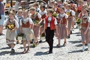 Am Kinderfest wird dieses Jahr ein neuer Weg eingeschlagen. (Bild: APZ)