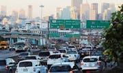 San Francisco: Fahrdienste haben zur Folge, dass der Verkehrsfluss spürbar leidet. (Bild: Getty)