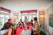 Das Sushi-Restaurant Zeku war das erste asiatische Restaurant in Malters. (Bild: Roger Grütter, 6. April 2017)