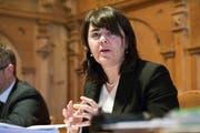 Antonia Fässler könnte es nach Bern ziehen – sie ist seit 2010 Mitglied der Standeskommission. (Bild: Martina Basista)