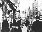 Agnés Varda drehte «Cléo de 5 à 7» im Pariser Viertel Montmartre. (Bild: Alamy)