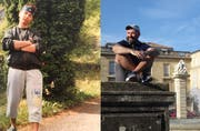 Sergio Sardella früher und heute. (Bilder: PD)