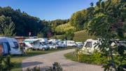 Der Campingplatz Hüttenberg ist der beliebteste in der Schweiz. (Bild: FM1Today)
