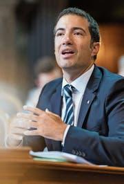 Andrea Caroni ist seit 2015 Ausserrhoder Ständerat, zuvor war er vier Jahre Nationalrat. (Bild: Alessandro della Valle/Keystone)