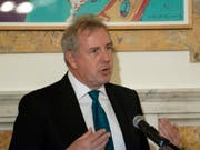 Nach einem Streit zwischen London und Washington hat der britische Botschafter Kim Darroch sein Amt niedergelegt. (Bild: KEYSTONE/FR171401 AP/SAIT SERKAN GURBUZ)