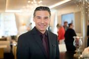 Seit zwei Jahren ist Patrick Vogler, Jahrgang 1974, CEO des Grand Resort Bad Ragaz. (Bild: Ralph Ribi)