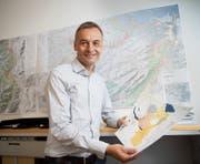 Kantonsplaner Ralph Etter ist seit Februar im Amt. Bild: Ralph Ribi