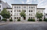 Nach den Sommerferien besuchen voraussichtlich 157 Jugendliche die ersten Oberstufenklassen im Schulhaus Blumenau. (Bild: Urs Bucher)