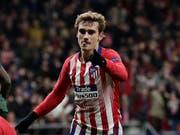 Er will unbedingt von Atlético Madrid zu Barcelona wechseln: der französische Weltmeister Antoine Griezmann (Bild: KEYSTONE/AP/MANU FERNANDEZ)