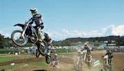 Nebst E-Bikes wird es am Motocross in Zuckenriet auch diesmal schwere Maschinen zu sehen geben. Bild: PD