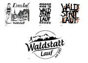 Logos im Wandel: Vom Crosslauf Waldstatt im Jahr 1985 hin zum modernen Auftritt bei der 35. Ausgabe.