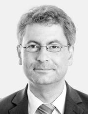 Pascal Hollenstein, Leiter Publizistik.