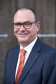 Der Baarer Gemeindepräsident Walter Lipp. (Bild: Jakob Ineichen)