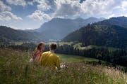 Uneinigkeit im Eigenthal: Soll der Sommer-Tourismus gestärkt oder auch in den Winter investiert werden? (Bild: Matthias Jurt, Eigenthal, 5. Juli 2019)