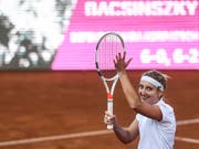 Aushängeschild des von Gstaad nach Lausanne umgezogenen Ladies Open: die Waadtländerin Timea Bacsinszky (Bild: KEYSTONE/TI-PRESS/ALESSANDRO CRINARI)