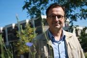 FDP-Präsident David H. Bon hält das Anliegen der Biodiversitäts-Initiative für berechtigt. (Bild: Thomas Wunderlin)