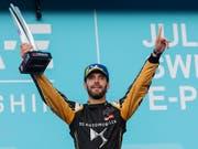 Jean-Eric Vergne gewann vor drei Wochen auch das Formel-E-Rennen in Bern (Bild: KEYSTONE/PPR/DOMINIK BAUR)