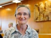 «Nie mehr darf das Schicksal eines anderen Menschen zu meinem werden»: die Baselbieter Sterbehelferin und Ärztin Erika Preisig. (Bild: KEYSTONE/EPA/RONALD WITTEK)