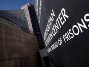 Eine lokale Haftanstalt in der Innenstadt von Los Angeles im US-Bundesstaat Kalifornien. (Bild: KEYSTONE/EPA/ETIENNE LAURENT)