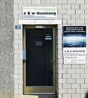Das E&W Dussnang ist eines der fünf Werke, welche die Fusion vorbereiten. (Bild: Roman Scherrer)