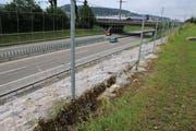 2015 und 2018 wurde die Autobahn A1 bei Wil wegen Starkregens von Schlammmassen verschüttet. Die 2018 ausgeführten Sofortmassnahmen verhinderten Schlimmeres beim neuerlichen Starkregen in der Nacht auf den 2. Juli 2019.