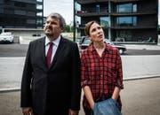Schauspielerin Barbara Terpoorten ist bekannt aus dem «Bestatter». (Bild: SRF/Sava Hlavacek)