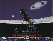 Der legendäre Carl-Zeiss-Projektor, mit dem das Planetarium 1969 startete und der 2013 durch Digitaltechnik ersetzt wurde. (Bild: Verkehrshaus)
