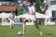 Neu beim FC Zürich: Mimoun Mahi. (Claudio Thoma/Freshfocus (Eschenbach ZH, 29. Juni 2019))
