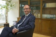 Damien Piller weist die Vorwürfe der Migros zurück. (Gian Ehrenzeller/Keystone, 27. Mai 2014)