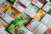 Der Kanton Luzern erhält künftig weniger Mittel aus dem Nationalen Finanzausgleich. (Symbolbild: Gabriele Putzu/Keystone)