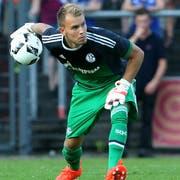 Timon Wellenreuther bestritt für Schalke 04 acht Bundesligaspiele, aktuell ist er Torhüter von Willem II Tilburg in der niederländischen Ehrendivision. (Bild: Schalke 04)