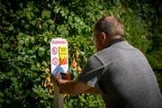 Im vergangenen Jahr galt ab Juli ein Feuerverbot im Wald und in Waldesnähe. Dieses Jahr ist es im Thurgau noch nicht so weit. (Bild: Benjamin Manser)