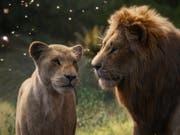 Das Disney-Remake «The Lion King» hat am Wochenende vom 18. bis 21. Juli 2019 weitaus am meisten Leute in die Schweizer Kinos gelockt. (Bild: The Walt Disney Company (Switzerland) GmbH)
