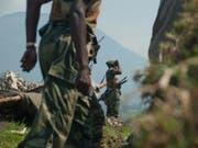 Zwischen Januar und Juni wurden in der Demokratischen Republik Kongo laut Uno mindestens 245 Menschen aussergerichtlich von Sicherheitsbeamten erschossen. (Bild: KEYSTONE/AP/Joseph Kay)