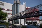 In diesem Gebäude in Emmenbrücke befindet sich der Geschäftssitz des Dachverbands der medizinischen Masseure. (Bild: Nadia Schärli, 22. Juli 2019)