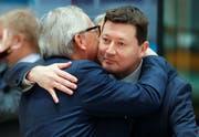 Martin Selmayr: Schweiz-Kenner und Ex-Beamter Nummer 1. (Foto; Reuters)