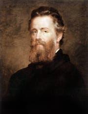 Herman Melville um 1870, gemalt von Joseph Eaton. (Bild: Getty)