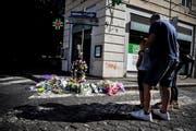 Der Tod des Carabiniere löste Bestürzung in Italien aus. (Bild: Keystone)