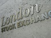 Die London Stock Exchange (LSE) führt Gespräche über eine Mega-Akquisition. (Bild: KEYSTONE/AP/ALASTAIR GRANT)